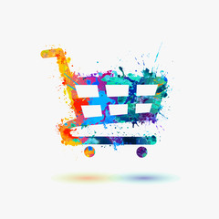Shopping trolley, Grocery cart