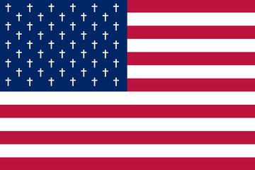 Death Flag of USA