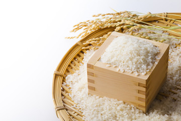 お米イメージ Japanese rice image