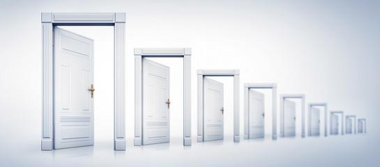Chance - Offene Türen