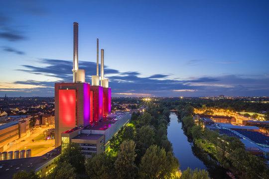 Hannover-Linden Power Plant