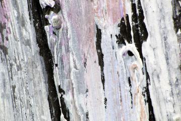 Фактура краски крупными мазками