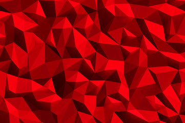 Red abstract background texture