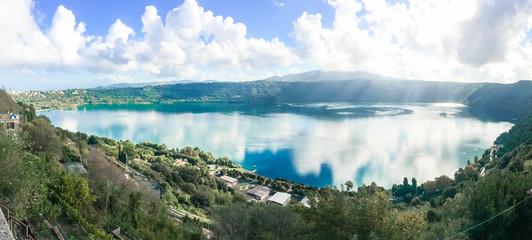 Lake of Castel Gandolfo 1
