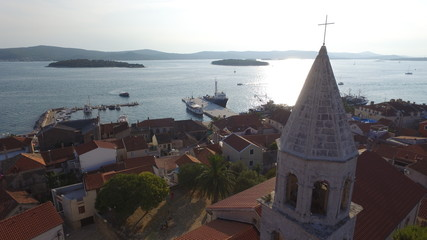 Biograd na Moru Church,Croatia