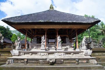 architecture of temple Bali, Indonesia