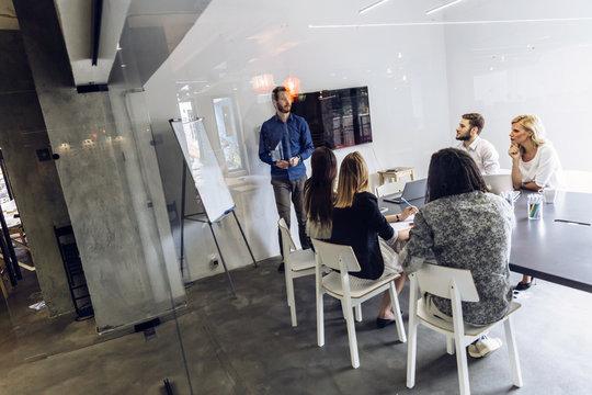 Office presentation