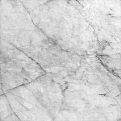 White marble texture background pattern with high resolution