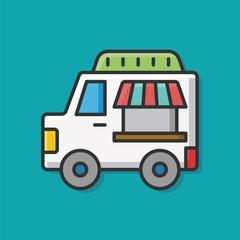 vendor carts icon