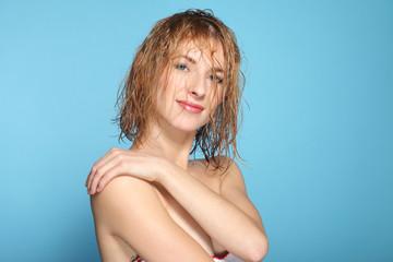 Beauty Woman Portrait .