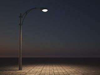 Street light Fotomurales