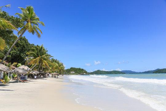 Stunning beach in Langkawi