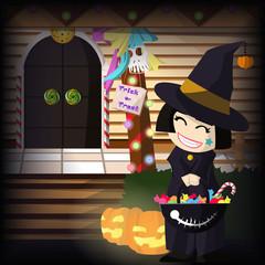 Halloween Sweet