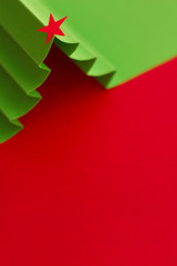 Christmas tree background