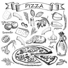 pizza ingredient