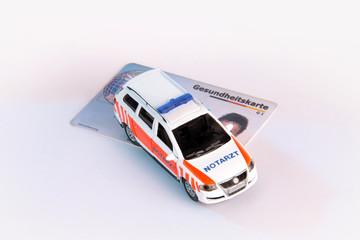 Rettungsdienst und Krankenkasse