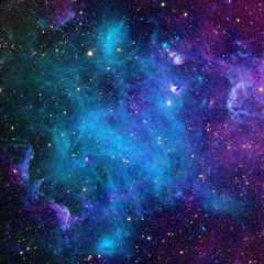 Poster Universe Galaxy