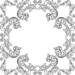 The victorian baroque square good art page