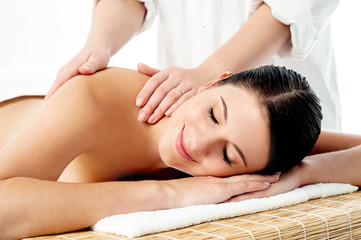 Massages are the best pampering idea