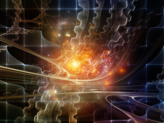 Inner Life of Abstract Visualization