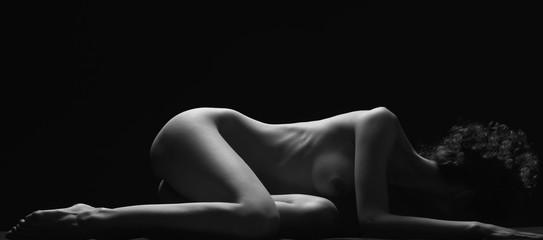 Beautiful naked body.