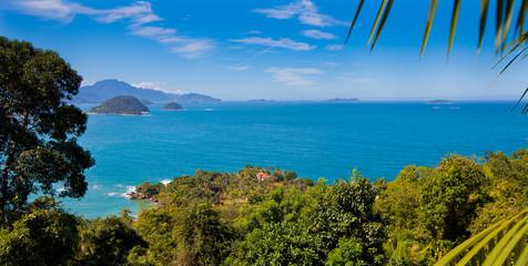 ilha do prumirim, ubatuba, brasil