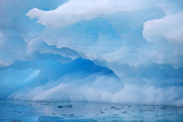 Wall Murals Bestsellers Iceberg background