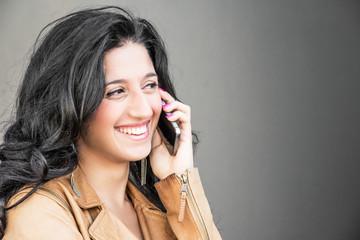 conversare al cellulare