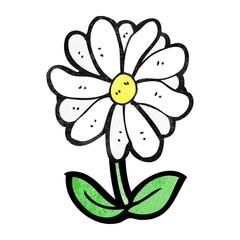 cartoon flower symbol