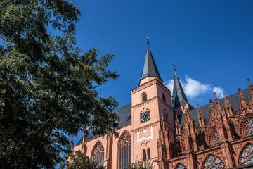 Wahrzeichen von Oppenheim (Katharinenkirche)