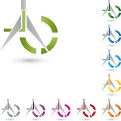 Zirkel Logo, Dienstleistungen, Geometrie