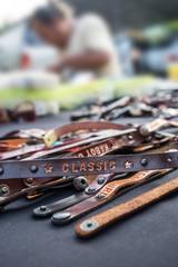 classic leather bracelet
