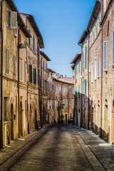 small vilages in Tuscany - Italy
