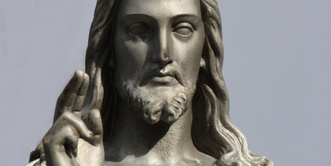 Foto op Plexiglas Historisch geb. Jesus Christ