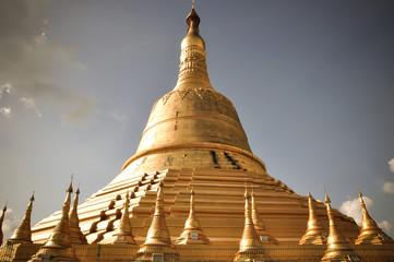 The Shwemawdaw Pagoda