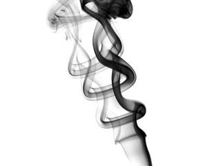 Smoke swirls