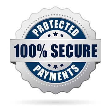 Secured payments icon