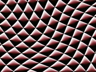 Deurstickers Leder Fractal background. Collection - cells. Artwork for creative des