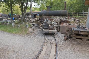 Old Mine Machines