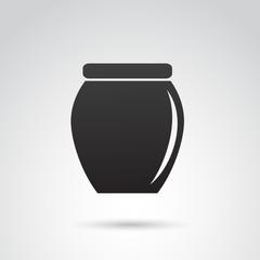 Jar VECTOR icon.
