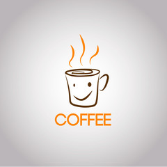 logo icon for coffee business. EPS 10