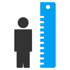 Height Meter Icon