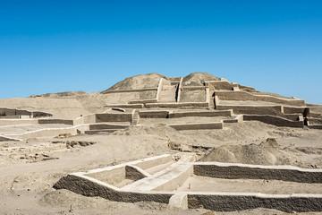 Cahuachi pyramids