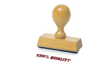 Papier Peint - 100% Quality Rubber Stamp