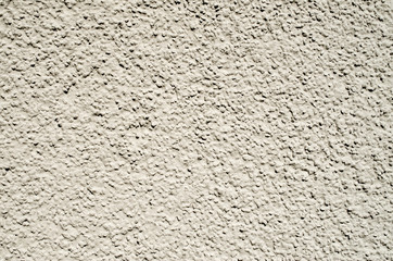 Ecru colored mosaic wall closeup