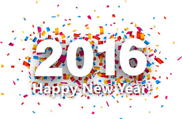 2016 new year.