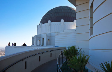 U.S.A., California, Los Angeles, the Griffith Observatory