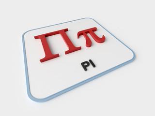 Pi Greek Symbol
