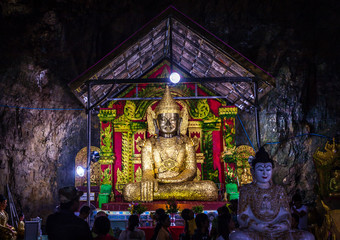 holy cave at Pyin Oo Lwin,myanmar