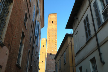 Pavia Torre Romanica Belcredi
